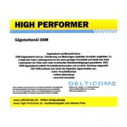 High Performer SKM Kedjeolja 5 Liter Burk