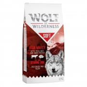 2x12kg Wolf of Wilderness Soft High Valley vaca