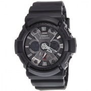 G-Shock Analog-Digital-Digital Black Dial Mens Watch - Ga-201-1Adr (G362)