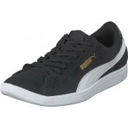 Puma Puma Vikky Puma Black-puma White, Skor, Sneakers & Sportskor, Löparskor, Svart, Dam, 38