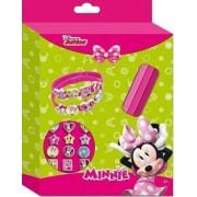 Disney Minnie karkötő készítő készlet pink