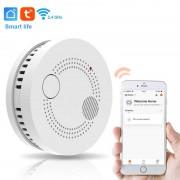 WiFi Сензор за Дим противопожарен безжичен