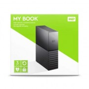 WD vanjski tvrdi disk My Book® 3TB Desktop (WDBBGB0030HBK-EESN)