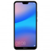 Telefon mobil Huawei P20 Lite Dual Sim 4G, 5.84'', RAM 4GB, Stocare 64GB, Camera 16MP+2MP/16MP, Black
