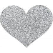 Bijoux Indiscrets Copricapezzoli Bijoux Indiscrets Flash Heart Argento