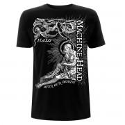 Herren T-Shirt Metal Machine Head - Halo - NNM - RTMHTSBHAL