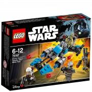 Lego Star Wars: Pack de Batalla: Speeder Bike™ de Bounty Hunter (75167)