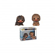 Funko Pop 2 Pack Baby Nifflers Fantastic Beasts The Crimes Of Grindelwald