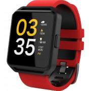 Smartwatch Maxcom FitGo FW15 Square, Red