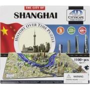 Puzzle 4D Cityscape Shanghai