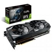 Видео карта Nvidia GeForce RTX 2070, 8GB, Asus DUAL RTX 2070 OC, PCI-E 3.0, GDDR6, 256-bit, 3x DisplayPort, 1x HDMI, 1x USB-C