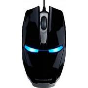 Mouse Gaming Newmen MS306 Black 1000DPI