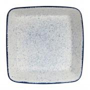 Churchill Super Vitrified Churchill Stonecast Hints Square Baking Dishes Indigo Blue 250mm (Pack of 6)