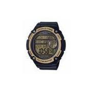 Relógio Casio Masculino Digital World Time Ae-3000w-9avdf