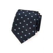 Květovaná modrá kravata Avantgard 559-1611