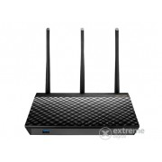 Asus RT-AC66U 1750Mbps Gigabit lan - Wireless router - 2kom USB port