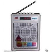 Sonilex SL SERIES FM Portable FM Transistor/radio with USB/SD MP3 Player+Display