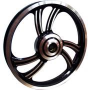Rodão 6 Palheta Modelo Fazer P/ Titan Fan 09 Andra