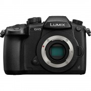 Panasonic Lumix DMC-GH5 Aparat Foto Mirrorless 20MP Wi-Fi Body Negru