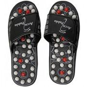 Accu pressure Massage Slippers Leg Foot Massager ACCU PADUKA