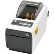 ZEBRA ZD410 - Healthcare - etiketprinter - thermisch papier - Rol (6 cm) - 203 dpi - tot 152 mm/sec