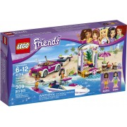 Lego Friends 41316 Andreas Rennbot Transporter