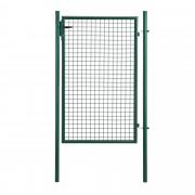 Градинска порта [pro.tec]®, 200 x 106 cm, Зелена