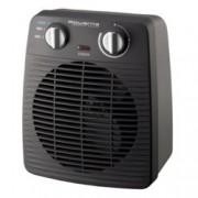 Вентилаторна печка Rowenta S02210F0, терморегулатор, безшумен режим, 2000W, черна