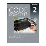 Code Complete - A Practical Handbook of Software Costruction (McConnell Steve)(Paperback) (9780735619678)