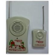 Plug In Wireless Cordless Remote Door Bell DoorBell NEW + LONG RANGE long range