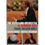 Video Delta CLEVELAND ORCHESTRA - AT CARNEGIE HALL - DVD