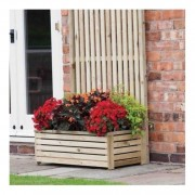 Rowlinson Slatted Planter