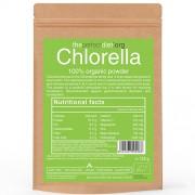 Chlorella 100% pulbere BIO, antitumoral, energizant, revitalizant