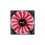 Cooler FAN AeroCool EN55437 12cm Shark Devil Red Edition