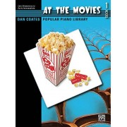 Alfred Music Publishing GmbH At the hd-movies book1, Popular Piano Library, spielbuch voor Piano van dan de