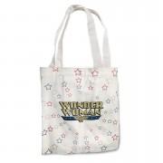 Wonder Woman tas shopper katoen