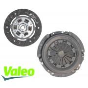 Kit ambreiaj Dacia Logan 1 1.2 16V/1.4 MPI , Logan 2 2012- 1.2/1.2 LPG, Sandero 1.2 16V/1.4 Mpi , Sandero 2 2013- 1.2/1.2 LPG , diametru 200mm - Valeo Kft Auto