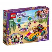 LEGO - 41390 FRIENDS AUTO Y ESCENARIO DE ANDREA 240 PZAS.