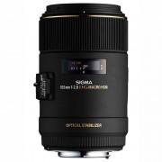 Sigma Objetiva 105mm F2.8 EX DG OS HSM Macro para Canon