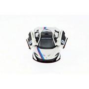 Kinsmart Licensed 5'' McLaren P1 Die Cast Car (White) - Toyville