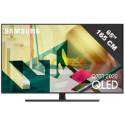 Samsung Tv-led-plus-52-pouces SAMSUNG - QLED 4K 2020 - QE65Q70T - Smart TV - Assistants vocaux