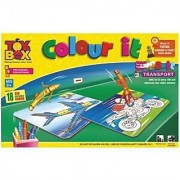 Toysbox Colour It - Wipe It ( Transport )