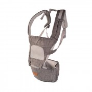 Cangaroo Kengur nosiljka I carry dark grey (CAN4284)