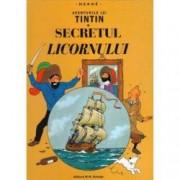 Aventurile lui Tintin. Secretul Licornului Vol. 11
