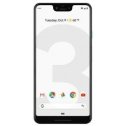 "Telefon Mobil Google Pixel 3 XL, Procesor Snapdragon 845, Octa-Core 2.5GHz / 1.6GHz, P-OLED Capacitive touchscreen 6.3"", 4GB RAM, 128GB Flash, 12.2MP, Wi-Fi, 4G, Android (Alb) + Cartela SIM Orange PrePay, 6 euro credit, 6 GB internet 4G, 2,000 minute nati"