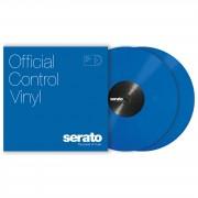 Serato Performance Control Vinyl Blue (pair)