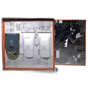 Hermes Voyage 100ml Apă De Toaletă + 30ml Loțiune de corp + 30ml Gel de duș Ii Set