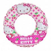 Colac inot copii 50cm Saica Hello Kitty