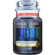 Yankee Candle Dreamy Summer Nights scented candle Classic Large 623 g