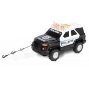Masina de politie cu sunet si lumini Dickie Toys 15 cm